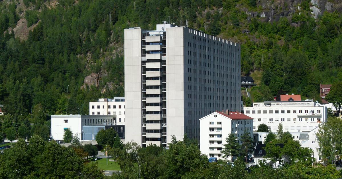 31 I Karantene Etter Koronasmitte Ved Drammen Sykehus Vestre Viken