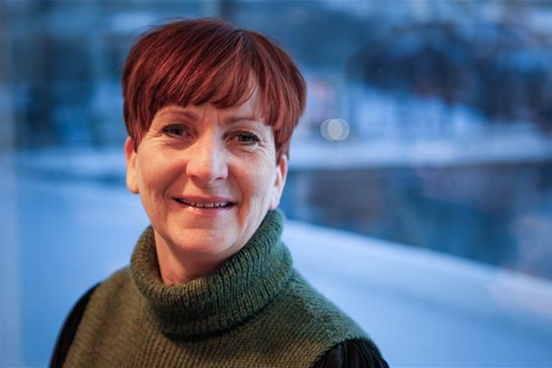 Lise-Mette Lindland.