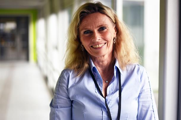 Administrerende direktør Lisbeth Sommervoll