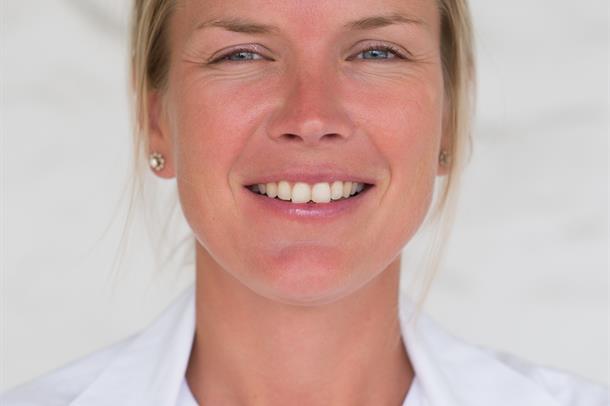 Guri Hagberg forsker på kognitiv evne, hjernepatologi og overlevelse hos slagpasienter.