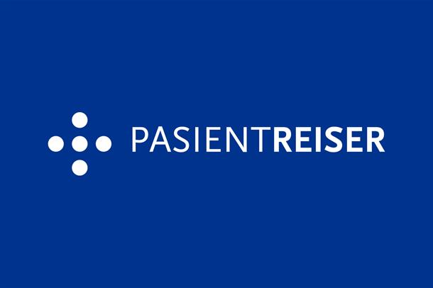Logo for Pasientreiser.