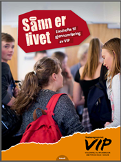 Front page of the student booklet 2017.
